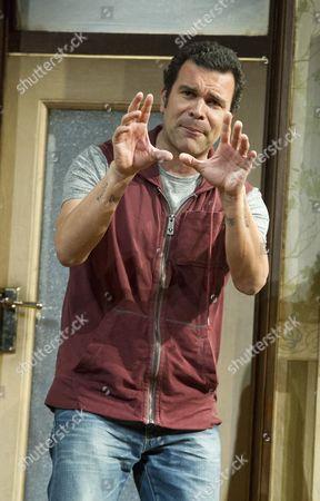 Stock Picture of Ricardo Chavira as Jackie,