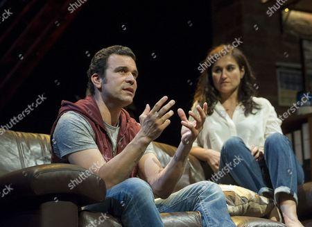 Ricardo Chavira as Jackie, Nathalie Armin as Victoria
