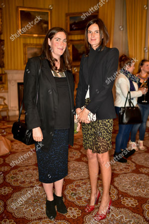 Rebecca Guinness and Claudia Donaldson