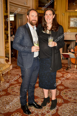 Rebecca Guinness and husband