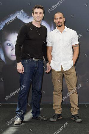 Daniel Goddard and James Bryton