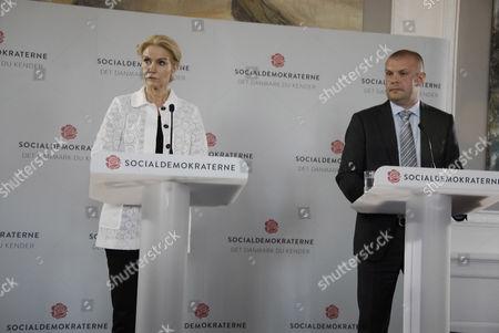 Editorial photo of Prime Minister Helle Thorning-Schmidt, Copenhagen, Denmark - 14 Jun 2015