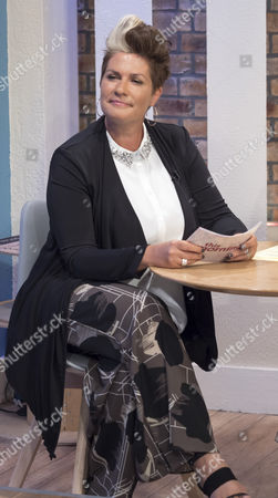 Editorial picture of 'This Morning' TV Programme, London, Britain. - 16 Jun 2015
