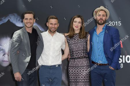 Jesse Lee Soffer, Brian Geraghty, Marina Squerciati and Patrick Flueger