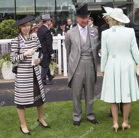 Prince Charles, Camilla Duchess of Cornwall, Lady Sarah Chatto