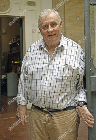 Stock Photo of Edmund White