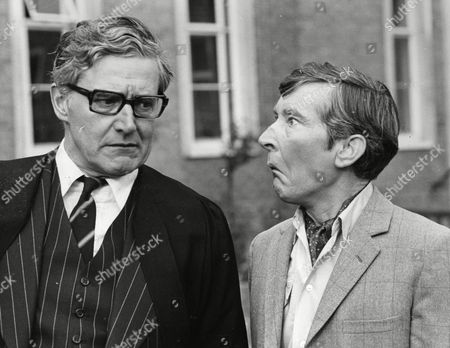 Donald Hewlett and Kenneth Williams