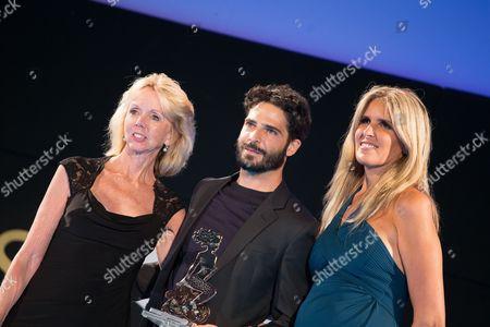 Dawn Allen, Marco Bocci, Tiziana Rocca