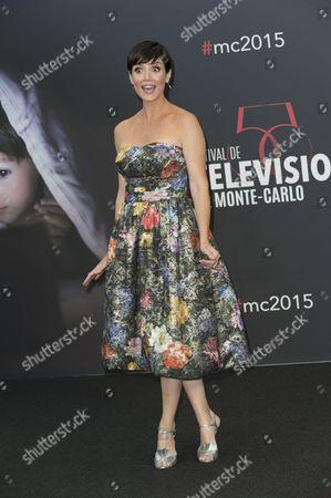 Editorial picture of 'NCIS: New Orleans' TV Series photocall, 55th Monte Carlo TV Festival, Monaco - 16 Jun 2015