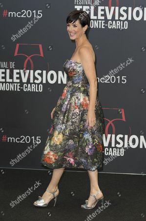 Editorial image of 'NCIS: New Orleans' TV Series photocall, 55th Monte Carlo TV Festival, Monaco - 16 Jun 2015