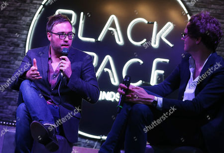 Editorial picture of Danny Wallace hosts Lynx event, London, Britain - 16 Jun 2015