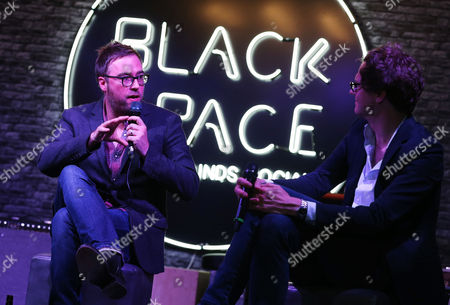 Danny Wallace with Mark Dolan