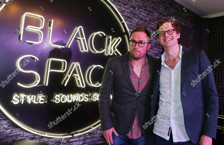 Editorial image of Danny Wallace hosts Lynx event, London, Britain - 16 Jun 2015