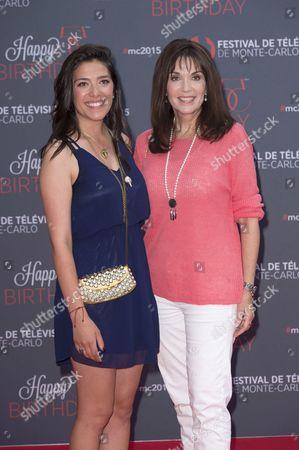 Stepfanie Kramer and daughter