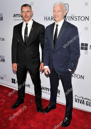 Anderson Cooper, Ben Maisani