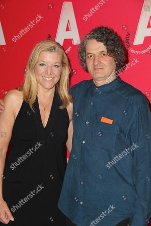 Editorial picture of 'Ghost Stories: The Shawl & Prairie du Chien' play opening night, New York, America - 16 Jun 2015