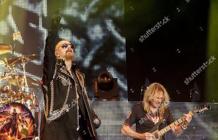 Judas Priest - Rob Halford and Glenn Tipton