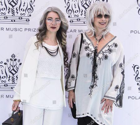 Evelyn Glennie and Emmylou Harris