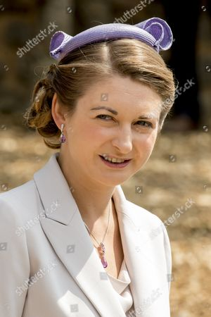 Countess Stephanie de Lannoy