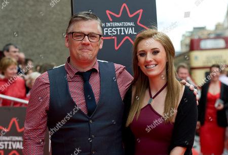 Editorial image of 'The Legend of Barney Thomson' film premiere, Edinburgh International Film Festival, Scotland, Britain - 17 Jun 2015