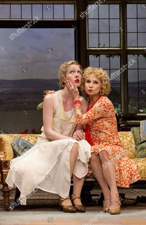 Alice Orr-Ewing (Sorel Bliss) and Felicity Kendal (Judith Bliss)