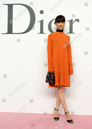 Editorial image of Christian Dior 2015-16 Ready to Wear collection in Tokyo, Japan - 16 Jun 2015
