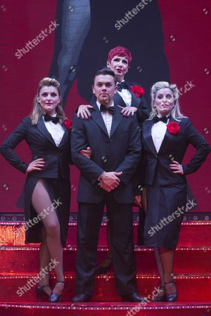 Georgina Hagen, Ray Quinn, Rachel Stanley and Louise Dearman.