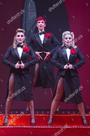 Georgina Hagen, Rachel Stanley and Louise Dearman.