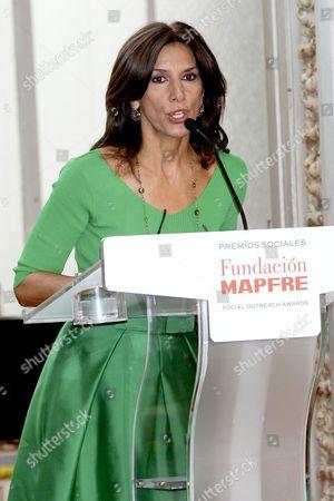Stock Photo of Pastora Vega