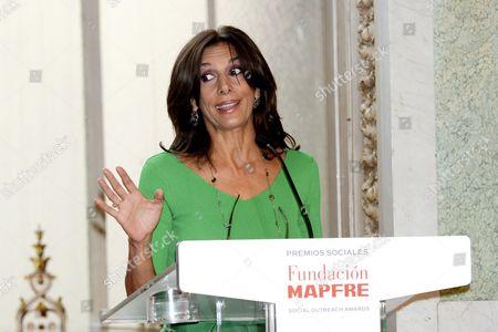 Stock Picture of Pastora Vega