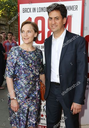 Editorial photo of '1984' play press night, London, Britain - 18 Jun 2015
