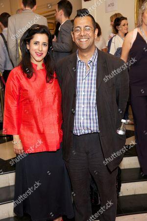 Anita Anand & Simon Singh