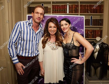 Stock Picture of Dr Christian Jessen, Anne Summers CEO Jacqueline Gold and Alix Fox
