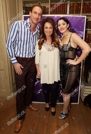 Dr Christian Jessen, Anne Summers CEO Jacqueline Gold and Alix Fox