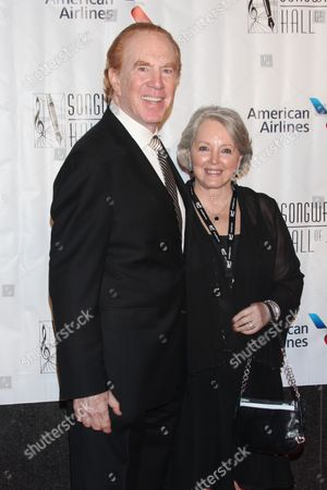 Stock Picture of Alan Kalter and Peggy Kalter
