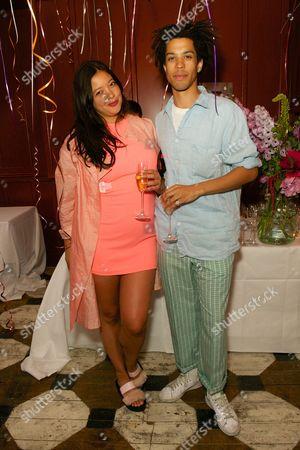 Naomi Shimada and Sean Frank