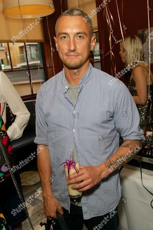 Stock Picture of Richard Nicoll