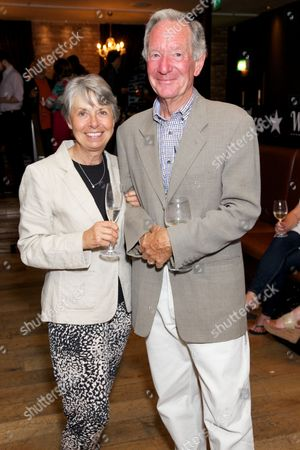 Stock Picture of Christine Buerk and Michael Buerk