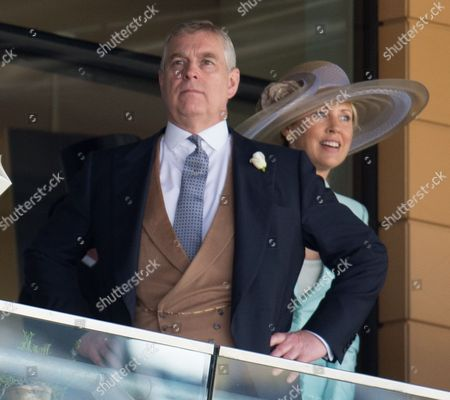 Editorial image of Royal Ascot, Berkshire, Britain - 19 Jun 2015