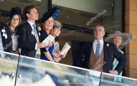 Editorial picture of Royal Ascot, Berkshire, Britain - 19 Jun 2015
