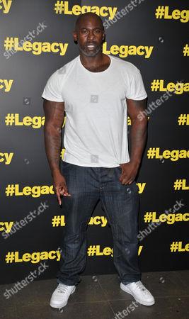 Editorial picture of 'Legacy' film screening, London, Britain - 19 Jun 2015