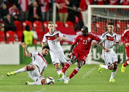 Editorial picture of UEFA U21 European Championship 2015 Group A Germany U21 v Denmark U21 - 17 Jun 2015