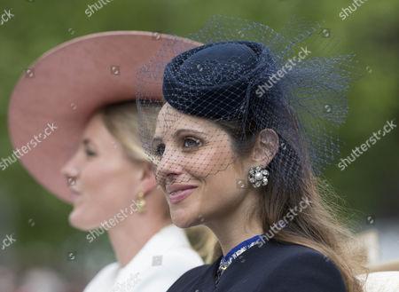 Editorial image of Royal Ascot, Berkshire, Britain - 20 Jun 2015