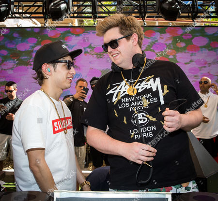 Crizzly and Flux Pavilion