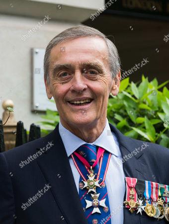 Stock Photo of Gerald Grosvenor, 6th Duke of Westminster