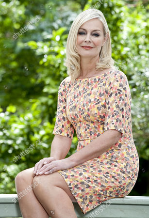 Stock Picture of Samantha Norman The Daughter Of Barry Norman. She Has Just Finished Writing The Book Her Mother Began Before Her Death In 2011.
