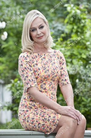 Stock Photo of Samantha Norman The Daughter Of Barry Norman. She Has Just Finished Writing The Book Her Mother Began Before Her Death In 2011.