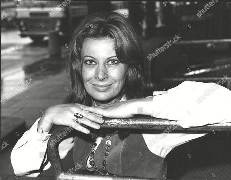 Stock Photo of Magali Noel French Actress. Box 0579 110615 00459a.jpg.