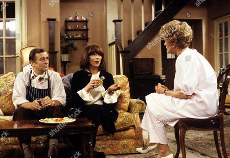 Moray Watson, Fenella Fielding and Elaine Stritch