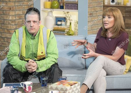 Dave Sherry and Angela Epstein